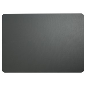 Placemat leder BASALT 460x330mm