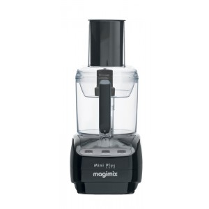 Foodprocessor Mini Plus ZWART