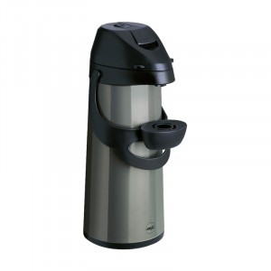 Thermos met pompsysteem 1,9l ANTHRACITE Pronto