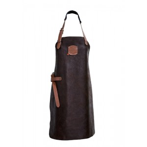 Schort Leder BROWN 820mm - Florida