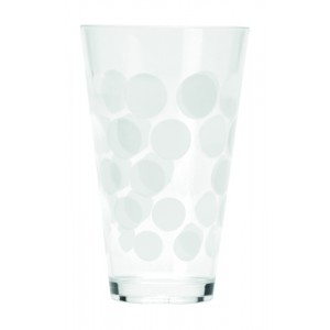 Drinkbeker WIT 0,3l - Dot Dot