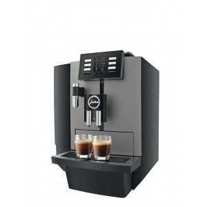 Koffiemachine X6 DARK INOX