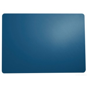 Placemat leder INDIGO 460x330mm