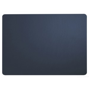 Placemat leder NAVY 460x330mm