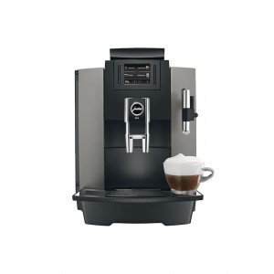 Koffiemachine WE8 DARK INOX