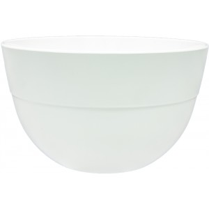 Saladebowl Ø240xH140mm WIT - Mono