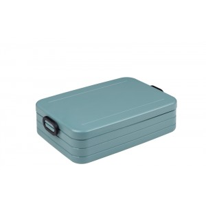 Lunchbox NORDIC GREEN 255x170x65mm - Bento