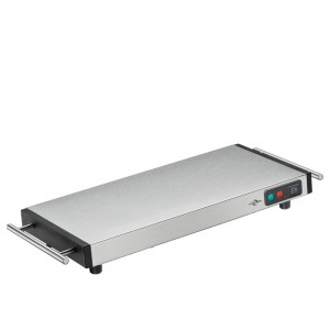 Warmhoudplaat 1100W - 480x200x60mm