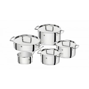 Set 5-delig kookpotten Zwilling Passion