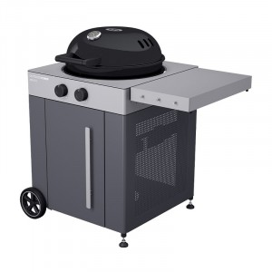 Gasbarbecue AROSA 570G - GREY STEEL