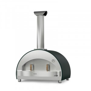 Pizza oven Alfa 4 Pizze - GRIJS TOP - 1000x970x1210mm