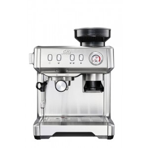Espressomachine 1018 - Grind & Infuse Compact RVS