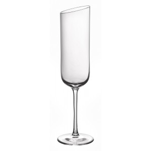 Champagneglas 0,17l - New Moon - set 4 stuks