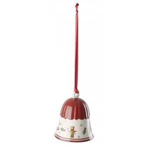 Bell ornament - 60x70mm - Toys Delight Decoration