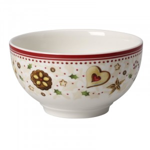 Bowl 0,65l - Winter Bakery Delight