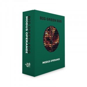 Modus Operandi Big Green Egg - Boek NL