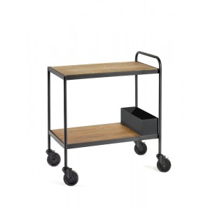 Trolley James 700x380x800 ZWART
