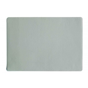 Placemat leder STONE 460x330mm
