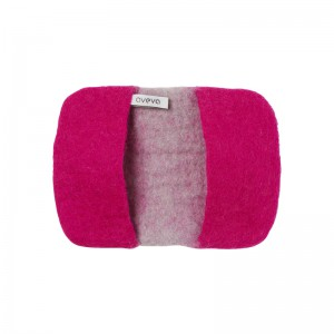Pothouder WOOL 1211 CERISE