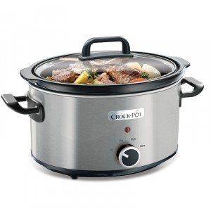 Slow cooker chroom 3.5L