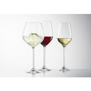 Set Fortissimo Verres 18 pièces