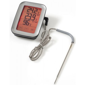 Thermomètre digital INOX -50°C/+300°C + sonde