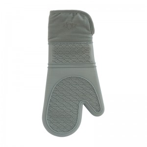 Moufle silicone GRIS