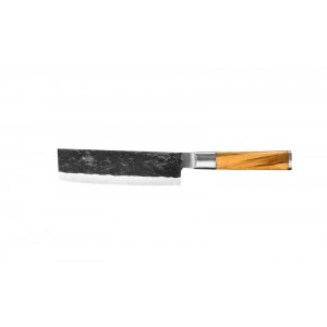 Couteau Hachoir - 173mm - OliveForged
