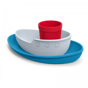 "Assiette enfant ""Tug Bowl"" - Dinner Winner"