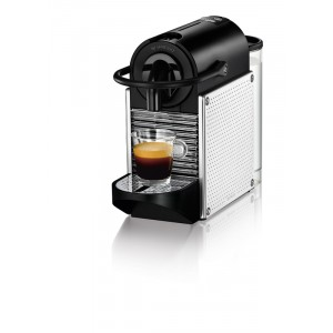 Nespresso M110 Pixie CHROME - 111x326x235mm - 0,7l