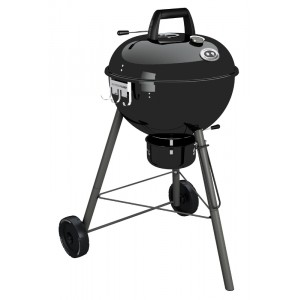 Barbecue charbon NOIR Ø480mm - Chelsea 480C