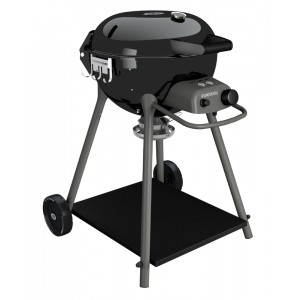 Barbecue à gaz Kensington-480G - NOIR