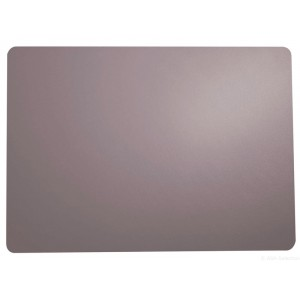 Placemat cuir LAVENDE 460x330mm