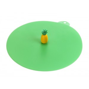 Couvercle ronde Ø210mm - Ananas