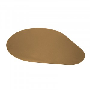 Placemat cuir BRUN 450x360mm - Moments
