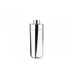 Cocktail shaker SHINY STEEL Ø78xH232mm