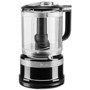 Mini foodprocessor-chopper Kitchenaid 1,2l - NOIR ONYX