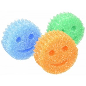 Scrub Daddy Color eponge - Ø100x40mm