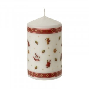 Bougie Gift Toys Ø70x120mm - Winter Specials