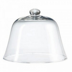 Cloche en verre Ø265mm
