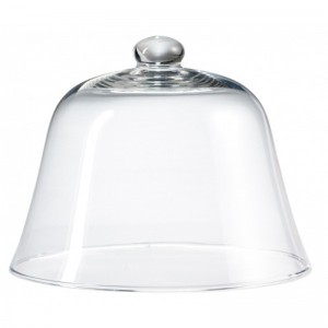 Cloche en verre Ø267mm