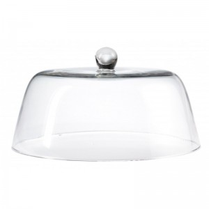 Cloche en verre Ø320mm