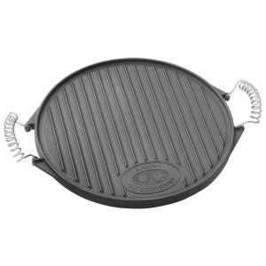 Grill&Plancha rond fonte - Ø395mm (Griddle plate M)