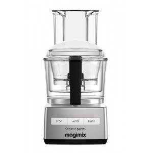 Foodprocessor 3200 XL CHROME MAT
