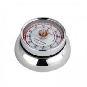 Timer speed retro Ø70mm - INOX